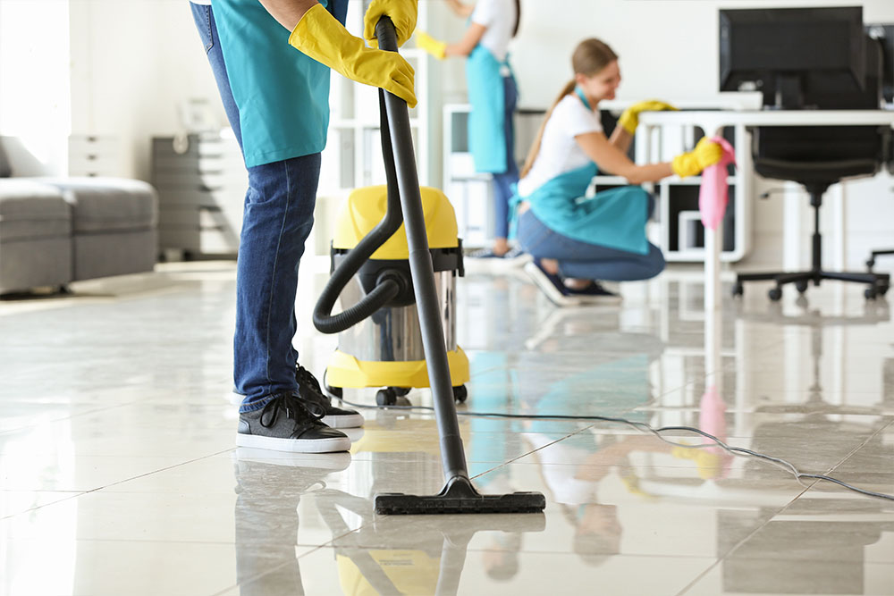 janitorial service commercial cleaning