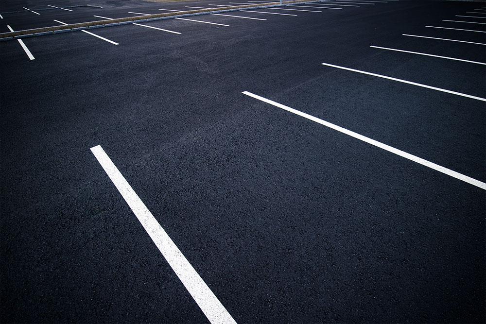 parkade safety lines